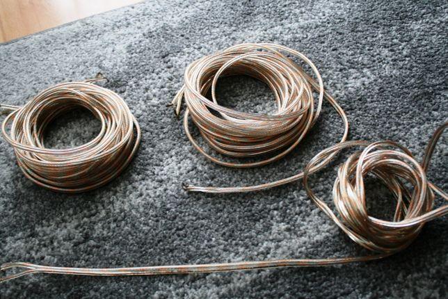 Markowe przewody głośnikowe Monster Cable THX SP przewody do kolumn