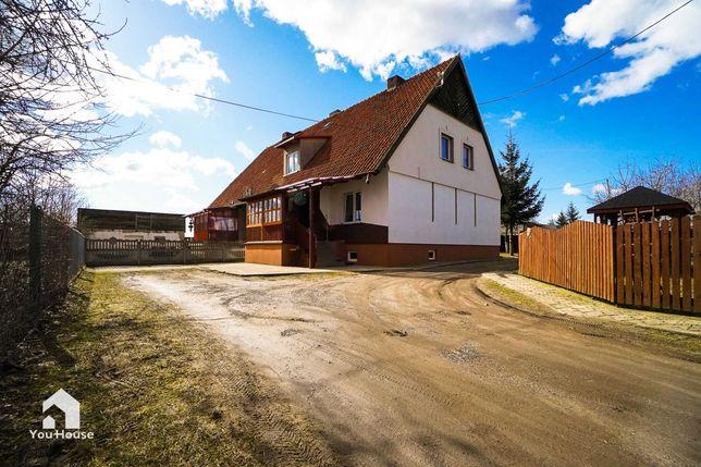 Dom w Podlasku, tradycyjna bryła - nowe wykończenie!