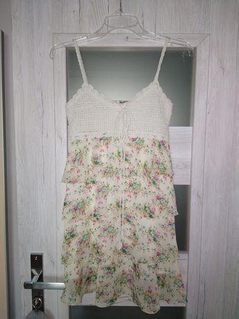Sukienka letnia, rozmiar S