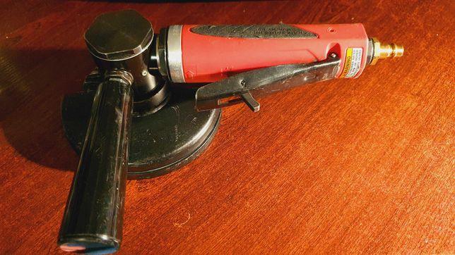 Profesjonalna szlifierka kątowa pneumatyczna Sioux Tools SWG10S125