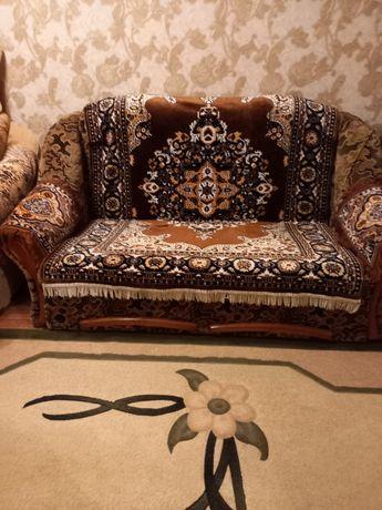 Диван и кресла,мягкая мебель