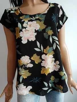 NOWA bluzka w kwiaty Only