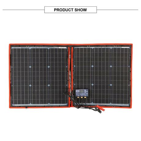 Solar turystyczny przenośny bateria słoneczna panel kamper turystyczny