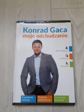 """Moje odchudzanie"" Konrad Gaca"