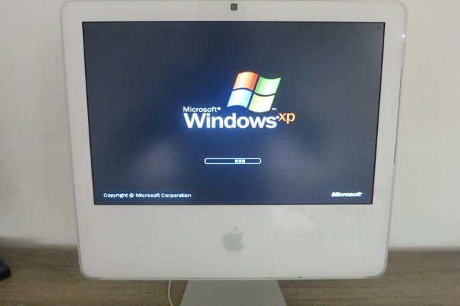 iMac 17' Intel Core 2 Duo, 160GB, 2GB RAM, Win XP,Mac OS Lion,DVD,WIFI