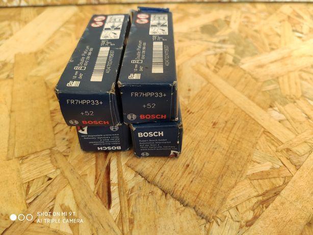 Świeca zapłonowa Bosch +52 (VW,Audi,Seat,Skoda) Wyprzedaż magazynu