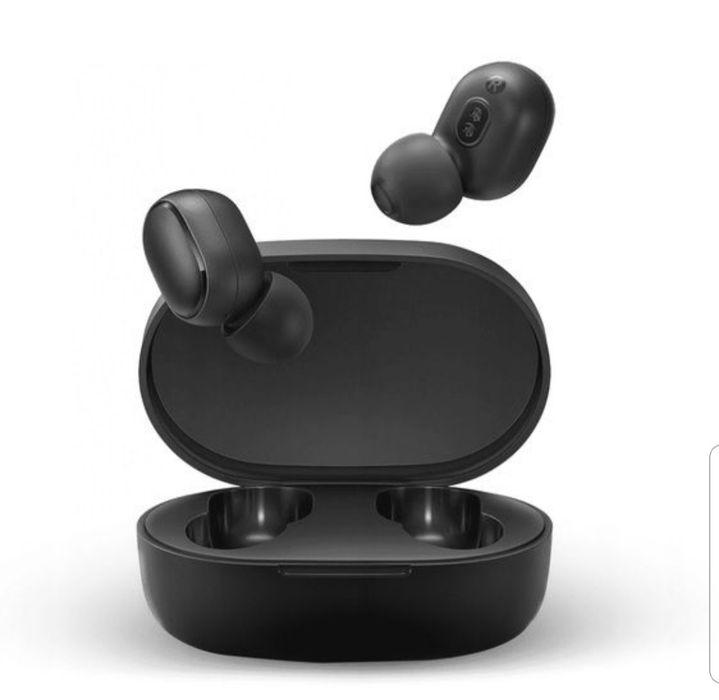 Xiaomi airdots słuchawki bluetooth earphones bezprzewodowe czarne Warszawa - image 1