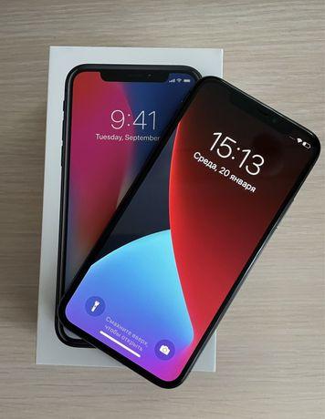 iPhone X (10) 64Гб Space Gray, Neverlock