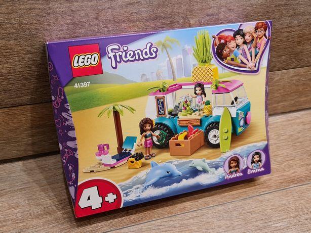 Zestaw Lego 41397 Friends Food Truck Z Sokami