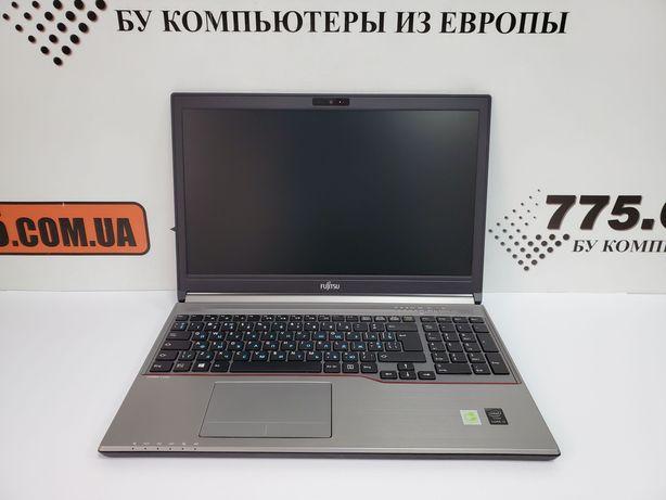 "Ноутбук 15.6"" Fujitsu E754, Core i3-4100M, 4GB RAM, 320GB HDD"