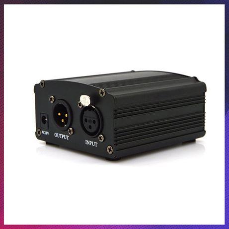 Фантомное питание ZEEPIN 48V для микрофона BM-800 • Скидка -35%