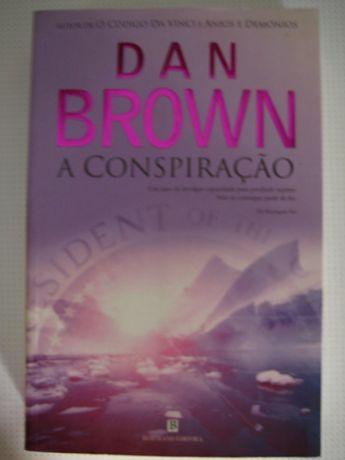 """Livro """"A Conspiração"""" Novo"""