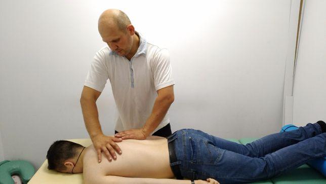 Классический, лечебный, спортивный массаж
