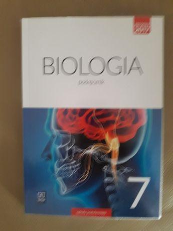 Podręcznik do biologii klasa VII NOWY Biologia 7