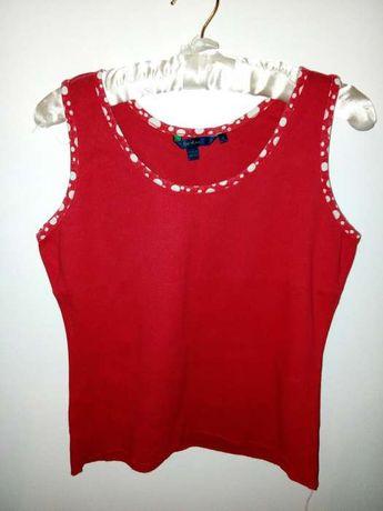 Koszulka bluzka damska rozmiar L