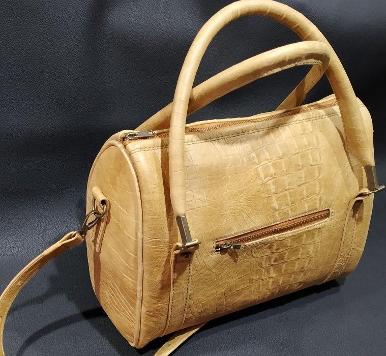 Эксклюзивные сумки ручной работы из кожи Шахтерск - изображение 1