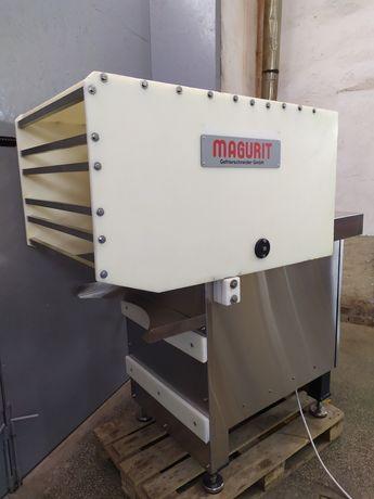 Блокорезка, блокорізка, гильотина для морожених блоков Magurit