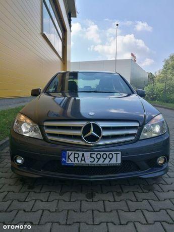 Mercedes-Benz Klasa C Mercedes C300 4 Matic Benzyna