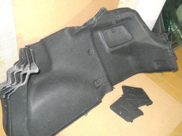 Обшивки багажника Соната нф Sonata nf