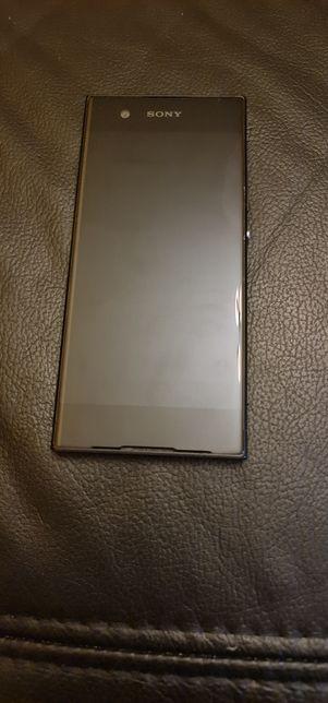 Sony XA1 rozlany lcd
