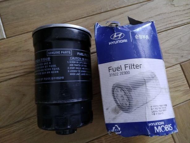 Filtr paliwa Kia cee'd Hyundai i30 nr 31922 2E900 Mobis OEM oryginalny