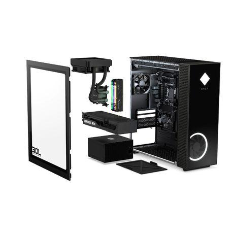 HP OMEM L30 I9 DECACORE/ 64GB / 2TB SSD / RtX 3090 24GB - Como Novo!!!