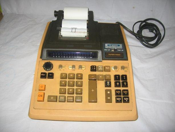 Calculadora com fita