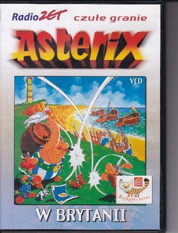 Asterix w Brytanii VCD