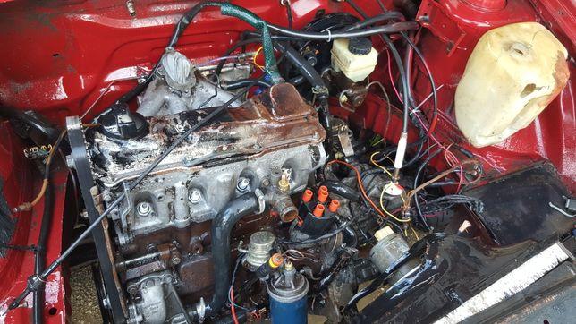Двигун джетта 2 1.8