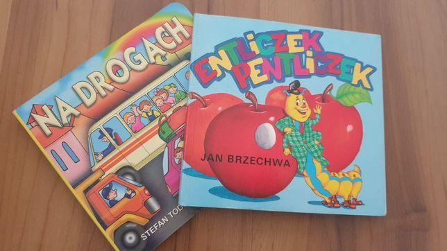 Sztywne książeczki dla malucha