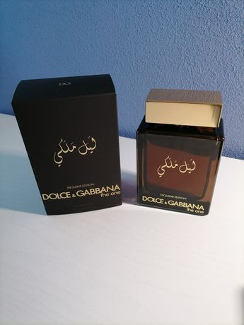 Dolce and Gabbana The One Royal Night
