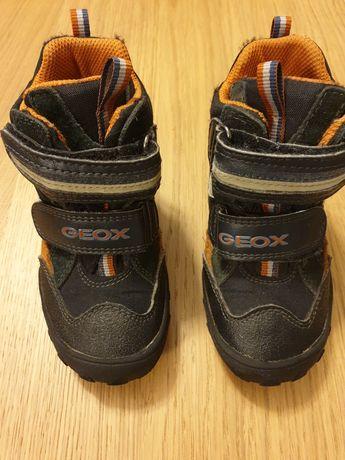 Buty zimowe geox 21 chłopięce