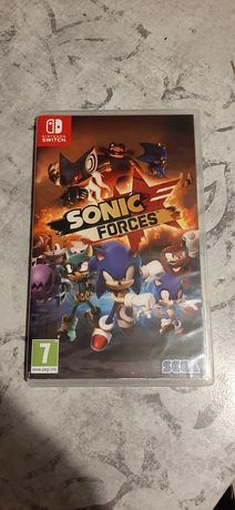 Gra Sonic Forces Nintendo Switch