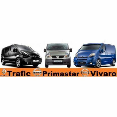 СТО. Renault Trafic Vivaro Primastar Master Movano