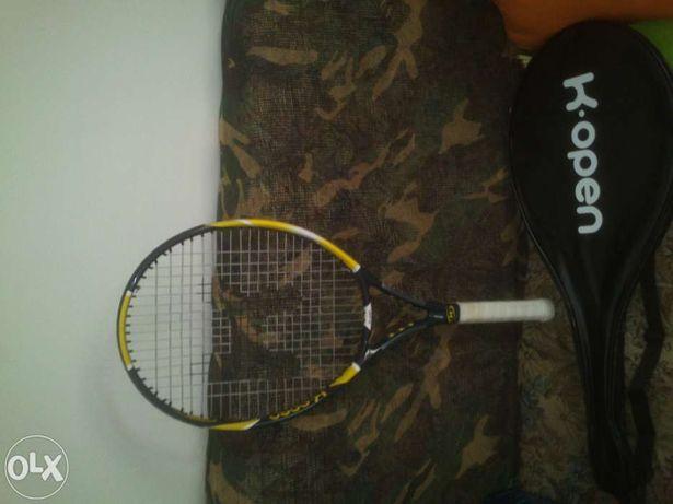 Raquete ténis k-open nova