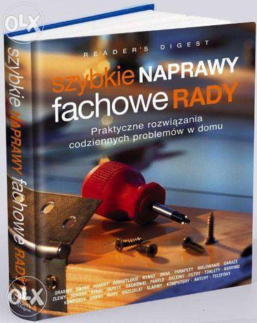 Książka SZYBKIE NAPRAWY fachowe rady/ Nowa