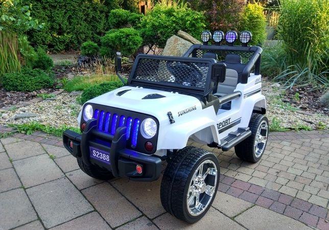 Auto na Akumulator S2388 Jeep - zobacz na żywo