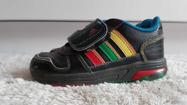 Skórzane adidasy 25 Adidas oryginalne Sneakersy ze skóry