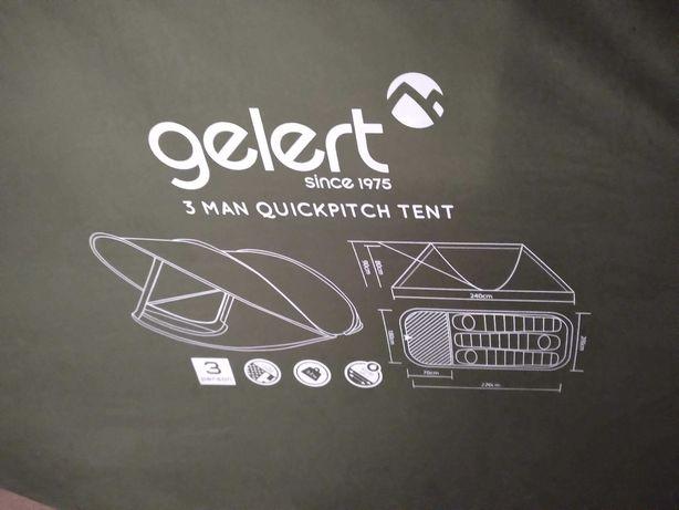 Tenda Gelert para 3 pessoas - montagem em segundos