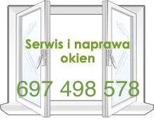 Serwis, naprawa konserwacja, regulacja okien, drzwi i rolet.