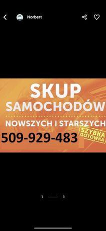 SKUP AUT 2000-18r Auto skup samochodów Jarocin i okolice bez oc gotowk