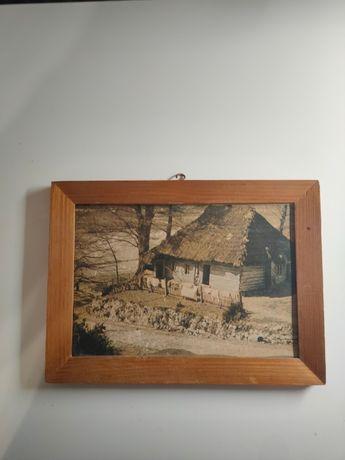 Obraz - zdjęcie w drewnianej ramce