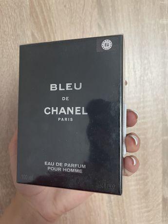 Chanel Bleu de Chanel Eau de Parfum оригигал 100 мл  мужские духи