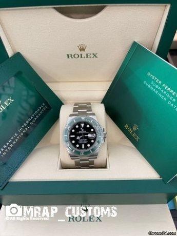 "Rolex Submariner ""Starbucks"" ref. 126610LV  2021"