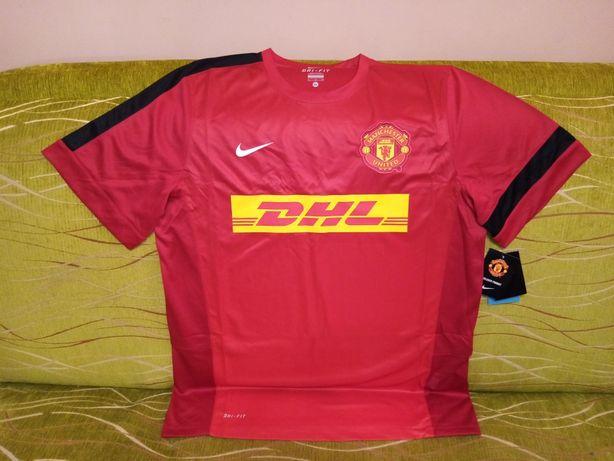 Koszulka Nowa Nike Manchester r XL piłkarska klubowa