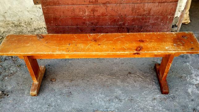 Скамейка (лавочка) деревянная