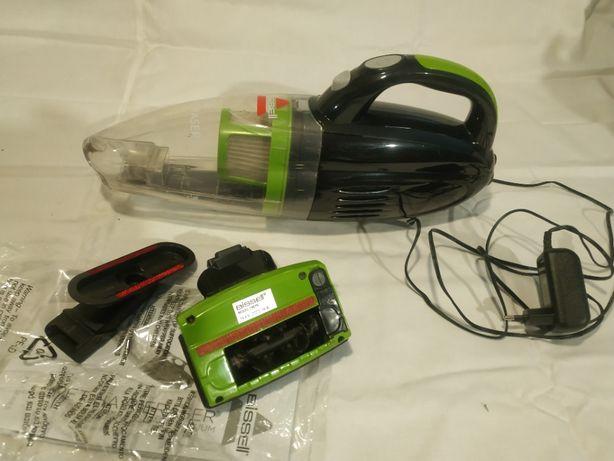 odkurzacz bezprzewodowy Bissell Pet Hair Eraser Hand Vacuum 1987N