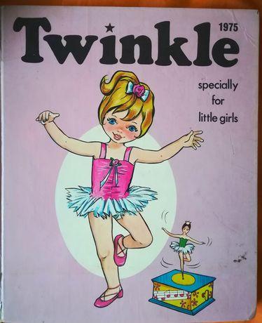 Книжка на английском для девочек
