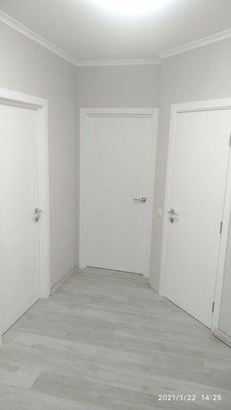 установка дверей, реставрация, врезка замков