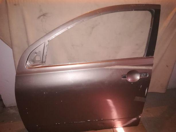 Drzwi lewe przednie Nissan Qashqai j10